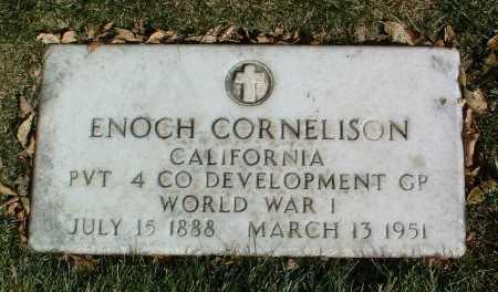 CORNELISON, ENOCH - Yavapai County, Arizona | ENOCH CORNELISON - Arizona Gravestone Photos