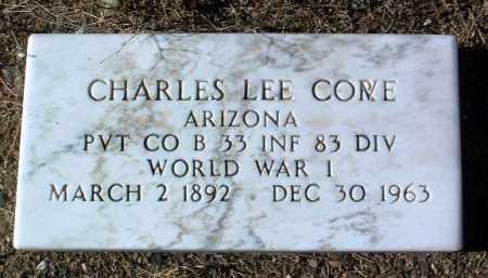 CORE, CHARLES LEE - Yavapai County, Arizona | CHARLES LEE CORE - Arizona Gravestone Photos
