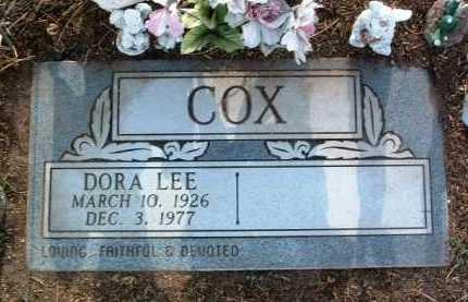 COX, DORA LEE - Yavapai County, Arizona | DORA LEE COX - Arizona Gravestone Photos