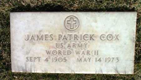 COX, JAMES PATRICK - Yavapai County, Arizona | JAMES PATRICK COX - Arizona Gravestone Photos