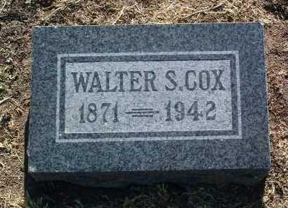 COX, WALTER SCOTT - Yavapai County, Arizona | WALTER SCOTT COX - Arizona Gravestone Photos