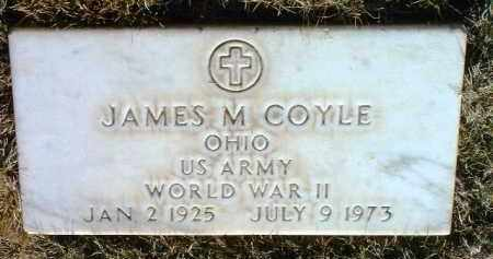 COYLE, JAMES M. - Yavapai County, Arizona | JAMES M. COYLE - Arizona Gravestone Photos