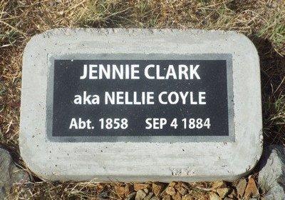 COYLE, NELLIE - Yavapai County, Arizona | NELLIE COYLE - Arizona Gravestone Photos