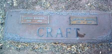 KOCH CRAFT, MILDRED E. - Yavapai County, Arizona | MILDRED E. KOCH CRAFT - Arizona Gravestone Photos