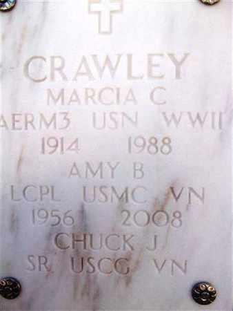 CRAWLEY, CHARLES JOHN - Yavapai County, Arizona   CHARLES JOHN CRAWLEY - Arizona Gravestone Photos
