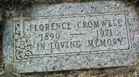 CROMWELL, FLORENCE A. - Yavapai County, Arizona | FLORENCE A. CROMWELL - Arizona Gravestone Photos