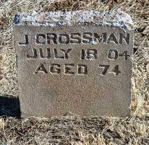 CROSSMAN, JAMES - Yavapai County, Arizona | JAMES CROSSMAN - Arizona Gravestone Photos