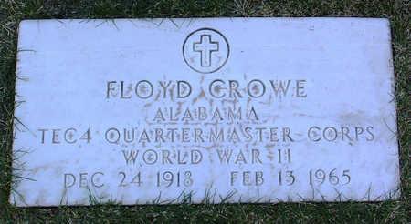 CROWE, FLOYD - Yavapai County, Arizona | FLOYD CROWE - Arizona Gravestone Photos