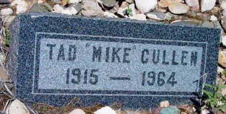 CULLEN, TAD  (MIKE) - Yavapai County, Arizona | TAD  (MIKE) CULLEN - Arizona Gravestone Photos