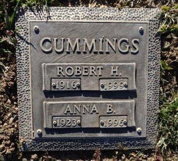 BREWER CUMMINGS, A.L. - Yavapai County, Arizona | A.L. BREWER CUMMINGS - Arizona Gravestone Photos