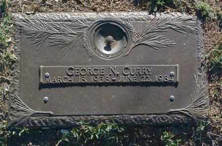 CURRY, GEORGE NORMAN - Yavapai County, Arizona | GEORGE NORMAN CURRY - Arizona Gravestone Photos