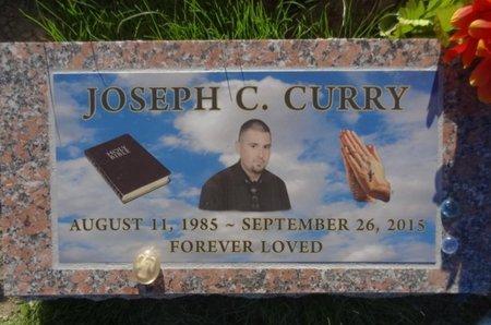 CURRY, JOSEPH CHARLES - Yavapai County, Arizona   JOSEPH CHARLES CURRY - Arizona Gravestone Photos