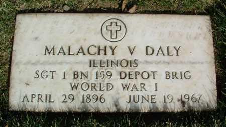 DALY, MALACHY V. - Yavapai County, Arizona   MALACHY V. DALY - Arizona Gravestone Photos
