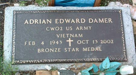 DAMER, ADRIAN EDWARD (ANDY) - Yavapai County, Arizona | ADRIAN EDWARD (ANDY) DAMER - Arizona Gravestone Photos