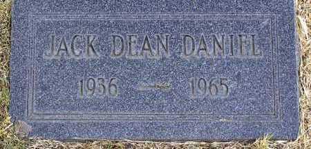 DANIEL, JACK DEAN - Yavapai County, Arizona   JACK DEAN DANIEL - Arizona Gravestone Photos