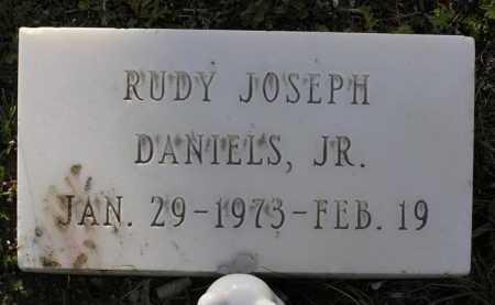 DANIELS, RUDY JOSEPH, JR. - Yavapai County, Arizona | RUDY JOSEPH, JR. DANIELS - Arizona Gravestone Photos
