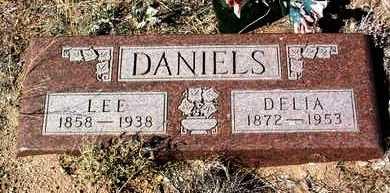 DANIELS, DELIA - Yavapai County, Arizona | DELIA DANIELS - Arizona Gravestone Photos