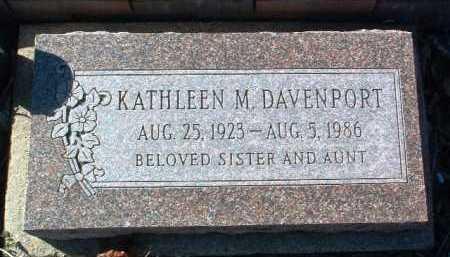 BLAIN DAVENPORT, K. - Yavapai County, Arizona | K. BLAIN DAVENPORT - Arizona Gravestone Photos