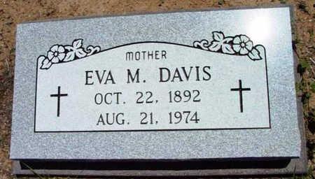 DAVIS, EVA M. - Yavapai County, Arizona   EVA M. DAVIS - Arizona Gravestone Photos