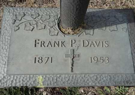 DAVIS, FRANK PAINTER - Yavapai County, Arizona   FRANK PAINTER DAVIS - Arizona Gravestone Photos