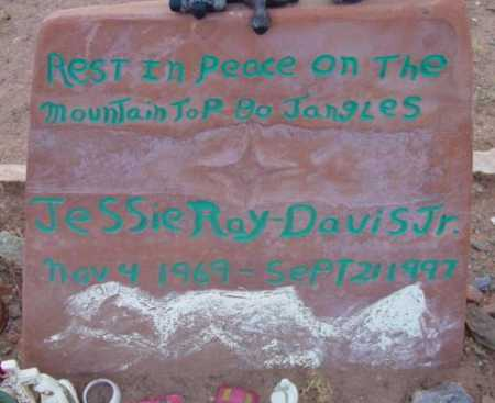DAVIS, JESSIE RAY, JR. - Yavapai County, Arizona   JESSIE RAY, JR. DAVIS - Arizona Gravestone Photos