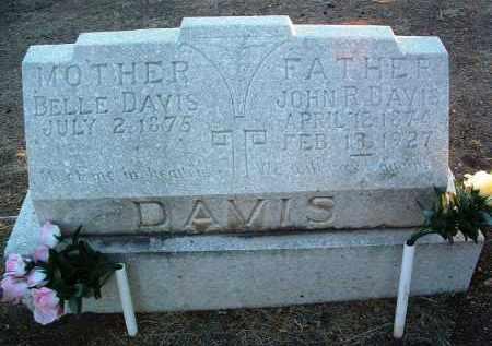 DAVIS, JOHN R. - Yavapai County, Arizona | JOHN R. DAVIS - Arizona Gravestone Photos