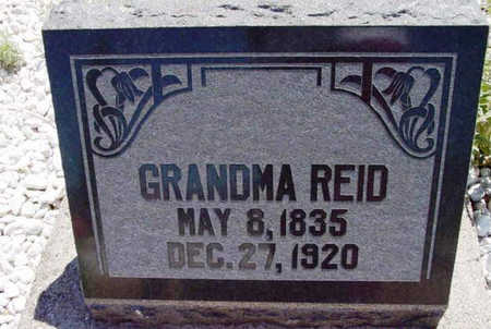 DAVIS REID, MARY ELLEN - Yavapai County, Arizona | MARY ELLEN DAVIS REID - Arizona Gravestone Photos
