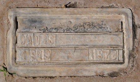 DAVIS, FERN - Yavapai County, Arizona | FERN DAVIS - Arizona Gravestone Photos