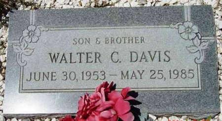 DAVIS, WALTER C. - Yavapai County, Arizona | WALTER C. DAVIS - Arizona Gravestone Photos