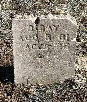 DAY, CLIFFORD W. - Yavapai County, Arizona | CLIFFORD W. DAY - Arizona Gravestone Photos