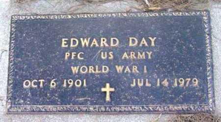 DAY, EDWARD - Yavapai County, Arizona | EDWARD DAY - Arizona Gravestone Photos