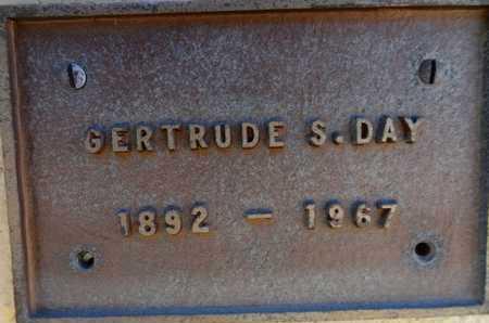 DAY, GERTRUDE FELICIA - Yavapai County, Arizona | GERTRUDE FELICIA DAY - Arizona Gravestone Photos