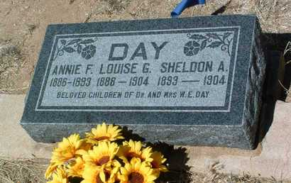 DAY, LOUISE GERTRUDE - Yavapai County, Arizona | LOUISE GERTRUDE DAY - Arizona Gravestone Photos