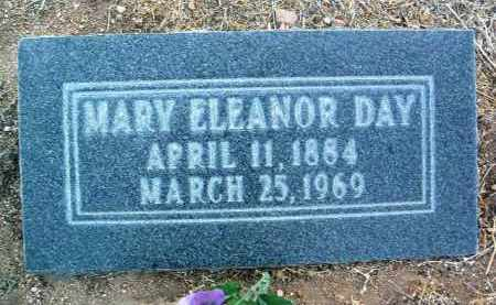 DAY, MARY ELEANOR - Yavapai County, Arizona | MARY ELEANOR DAY - Arizona Gravestone Photos