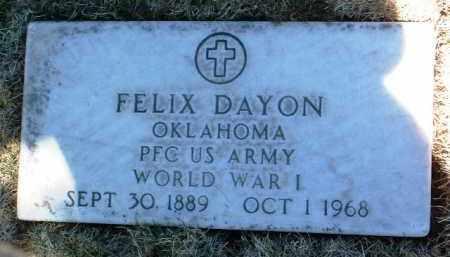 DAYON, FELIX - Yavapai County, Arizona | FELIX DAYON - Arizona Gravestone Photos