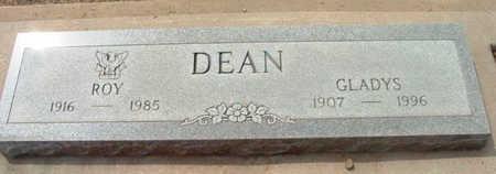 DEAN, GLADYS - Yavapai County, Arizona | GLADYS DEAN - Arizona Gravestone Photos