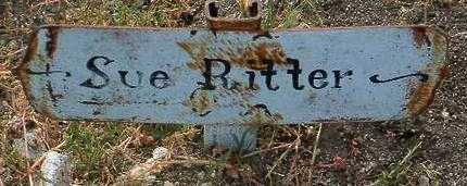 DEBERRY RITTER, SUSAN CAROL - Yavapai County, Arizona | SUSAN CAROL DEBERRY RITTER - Arizona Gravestone Photos