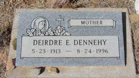 DENNEHY, DEIRDRE EDNA - Yavapai County, Arizona   DEIRDRE EDNA DENNEHY - Arizona Gravestone Photos