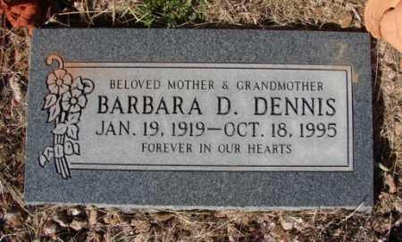 DENNIS, BARBARA DEAN - Yavapai County, Arizona | BARBARA DEAN DENNIS - Arizona Gravestone Photos