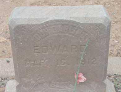 DICKINSON, EDWARD ROSS - Yavapai County, Arizona | EDWARD ROSS DICKINSON - Arizona Gravestone Photos