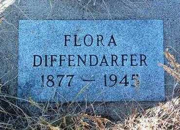 DIFFENDARFER, FLORA - Yavapai County, Arizona | FLORA DIFFENDARFER - Arizona Gravestone Photos