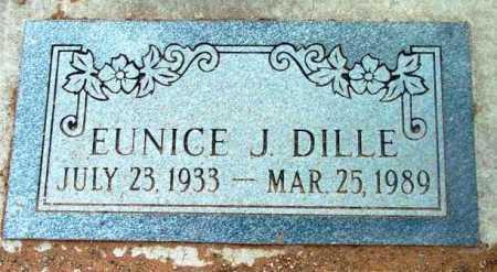 HEYDOM DILLE, EUNICE JULIA - Yavapai County, Arizona   EUNICE JULIA HEYDOM DILLE - Arizona Gravestone Photos