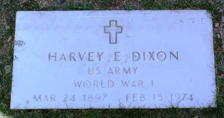DIXON, HARVEY E. - Yavapai County, Arizona | HARVEY E. DIXON - Arizona Gravestone Photos