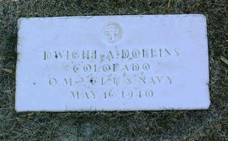 DOBBINS, DWIGHT A. - Yavapai County, Arizona | DWIGHT A. DOBBINS - Arizona Gravestone Photos