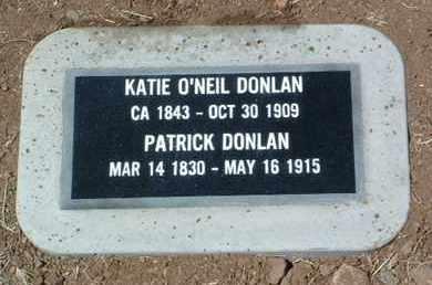 DONLAN, PATRICK - Yavapai County, Arizona   PATRICK DONLAN - Arizona Gravestone Photos