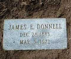 DONNELL, JAMES EUGENE - Yavapai County, Arizona | JAMES EUGENE DONNELL - Arizona Gravestone Photos