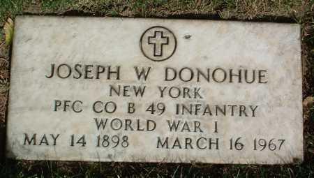 DONOHUE, JOSEPH W. - Yavapai County, Arizona | JOSEPH W. DONOHUE - Arizona Gravestone Photos