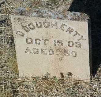 DOUGHERTY, DAN - Yavapai County, Arizona | DAN DOUGHERTY - Arizona Gravestone Photos