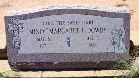 DOWDY, MARGARET E. (MISTY) - Yavapai County, Arizona | MARGARET E. (MISTY) DOWDY - Arizona Gravestone Photos