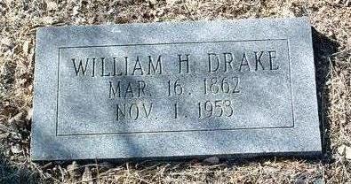 DRAKE, WILLIAM H. - Yavapai County, Arizona | WILLIAM H. DRAKE - Arizona Gravestone Photos